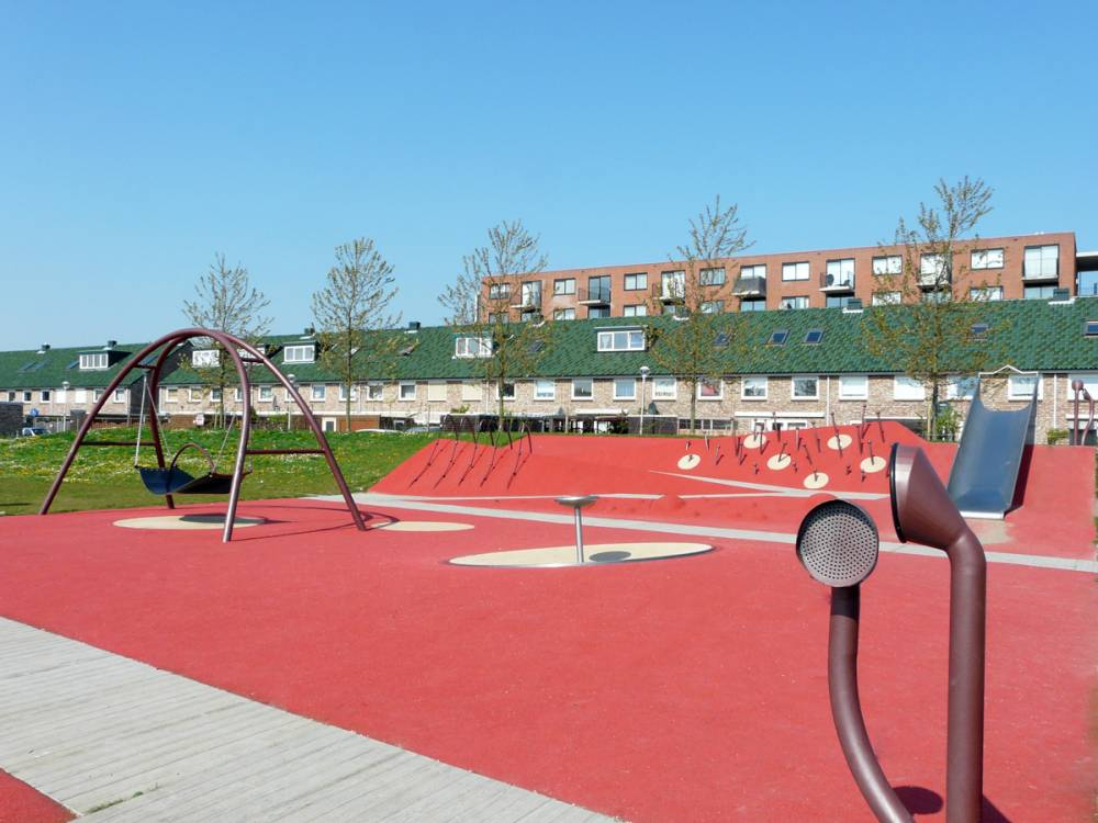Overview of playground